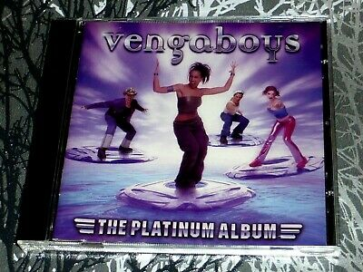 Vengaboys * The Platinum Album { Cd Album } 2000 Very Good ++