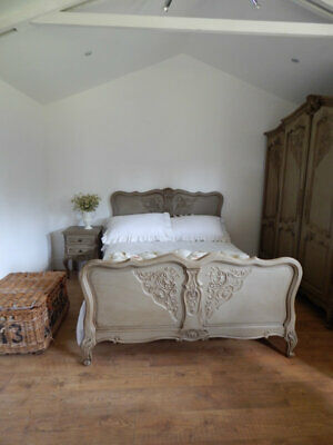 Vintage French bed