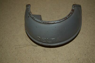 <Rt> Delta Bench Topdrill Press Vintage Cast Pully Cover (P72)