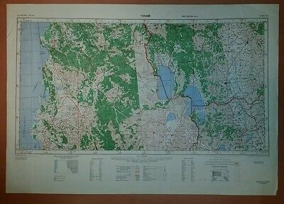1948 US Army Maps Greece 16 Sheets AMS M506 GSGS 4412
