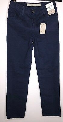 DENIM  Co. SLIM BOYS Chinos Pants 10-11 Years 146cm