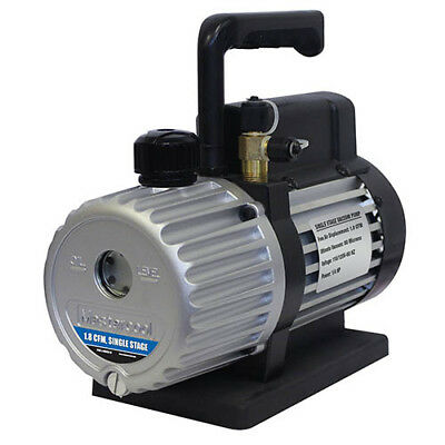 Mastercool 90059-B 1.8 CFM Single Stage Vacuum Pump