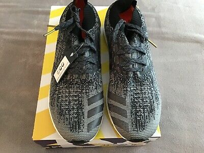 a576923af127f DS ADIDAS ULTRABOOST Uncaged m Gray  Black Knit Running Shoes