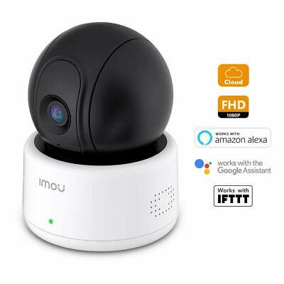 Security Camera,1080P FHD Wi-Fi IP ,PT Dome Camera, Advanced Home Surveillance