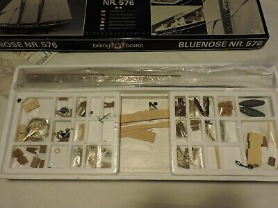 Scratch Build Ship Parts Fittings Deal (Artesania) For Blue Nose As Shown