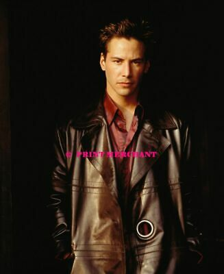 KEANU REEVES 80s 90s Poster Wall Art Home Photo Print 24x36 inches 6
