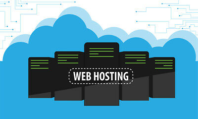 Unlimited Website / Web Hosting For 1 Year, 100% SSD, cPanel,