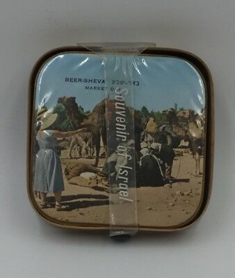 Souvenir Of Israel 5 Coaster Set