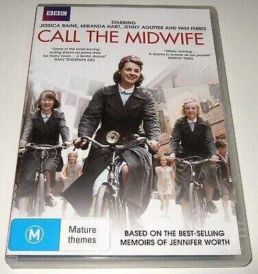 Call The Midwife - Series 1 (DVD, 2012, 2-Disc Set)