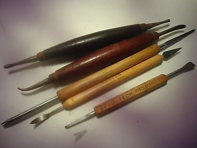 Crafting tools,5 pcs ideal for clay work, other materials________________SE-171