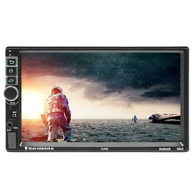 SWM 7in 2 Din Android 7.1 Car Stereo MP5 Player GPS Navi RDS FM AM Radio  N#S7