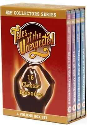 Tales of the Unexpected: Volumes 1-4 (Box Set) DVD (2000)