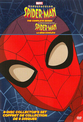 The Spectacular Spider-Man (The Complete Serie New DVD