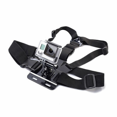 Gopro Accessories GoPro Hero7/6/5/4/3+/3/2/1 B Chest Straps (With Holes)  TDH