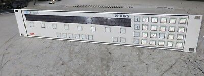 Philips cp3800a router matrix panel (gvg)