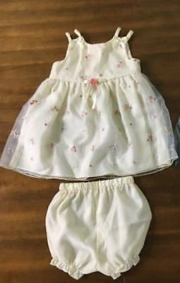 f14a03b05d523 Girl's Dress 2T, 24 months Ashley Ann, used once as a flower girl,