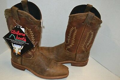 d0b6a56ec55 ROCKY BOOTS WESTERN Cowgirl Hand Hewn Teal 12