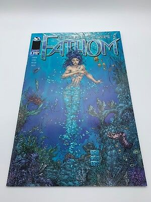 Fathom #1 Vol 1 - Michael Turner - Image Comics
