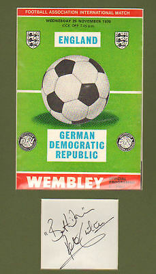 PETER SHILTON signed paper +  PROGRAM in display   UACCRD Retirement Sale