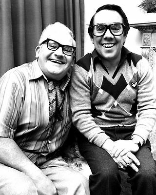 The Two Ronnies A3 poster