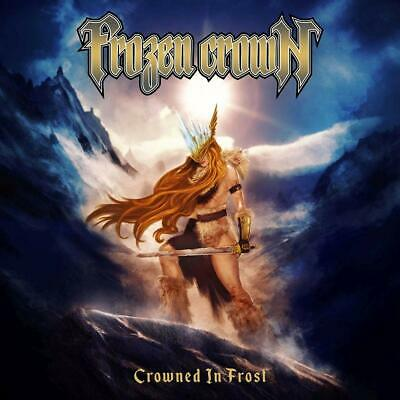 Crowned In Frost by Frozen Crown Audio CD Metal Scarlet Records NEW