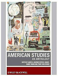 American Studies - An Anthology-NEW-9781405113526 by Radway, Janice A. / Gaines,
