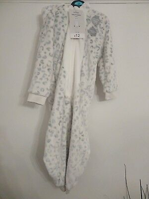 Bnwt Age 5-6 Animal All In One Pj's