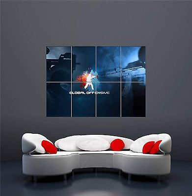 LIGHTNING STRIKE STATUE LIBERTY NEW GIANT POSTER WALL ART PRINT PICTURE G468