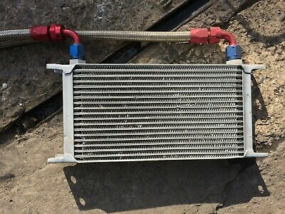 Mocal Oil Cooler 19 Row  And Lines Included