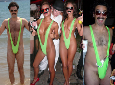 good looking best service reliable quality MANKINI BORAT SEXY deguisement enterrement vie garçon stip tease blague