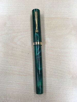 Green Week: Grün / Green Transparent Tintenroller Rollerball Sheaffer Neu