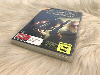 The Boondock Saints II - All Saints Day - DVD - Free Postage! Ex Rental
