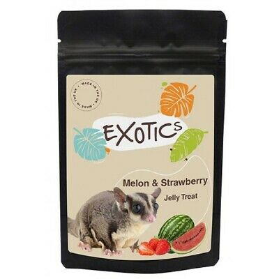 Natures Grub Sugar Glider Jelly Treats - 2 Flavours