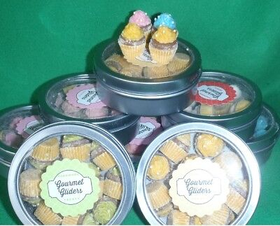 Gourmet Gliders - Luxury Sugar Glider Cupcake Treats