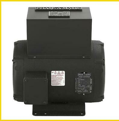 Rh-10  10 Hp - 460 Vac - Phase-A-Matic Rotary Phase Converter