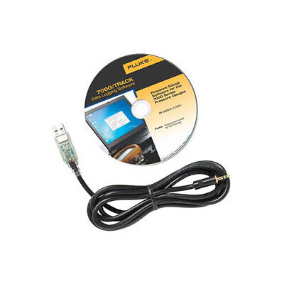 Fluke 700G/TRACK Data Logging Software and Cable for 700G Series