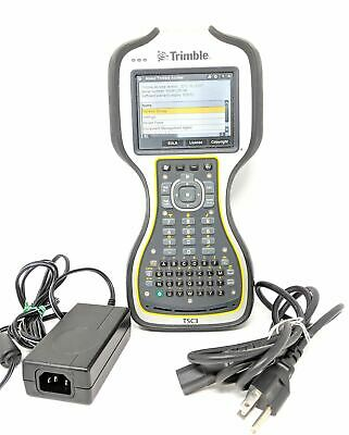 Trimble TSC3 Field Collector with Trimble Access 2012