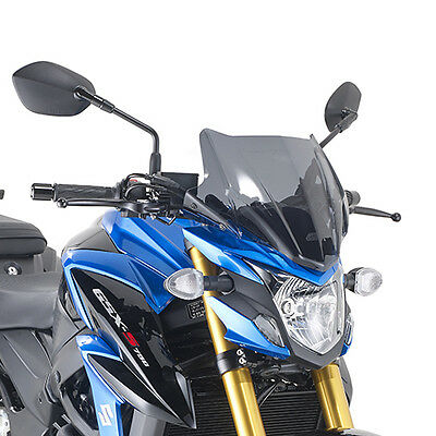 Givi A3113 WINDSCREEN Suzuki GSX-S750 2017 smoked specific GSX S 750 SCREEN gsxs