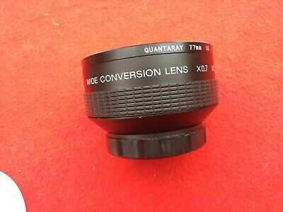 SONY VCL- 0752C WIDE CONVERSION LENS x0.7  FREE shippping