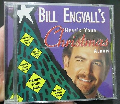 Here S Your Christmas Al By Bill Engvall Cd Sep 1999 Warner Bros