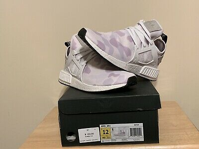 4cc6e4240c4a5 ADIDAS NMD XR1 Duck Camo Pink Ba7753 Brand New Boxed Uk Sizes 6.5 ...