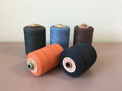 x 10 Ribbon Organiser Spools for Thread Lace Elastic 3mm MDF great space savers