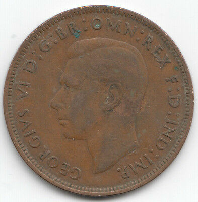 1937 TO 1951 PENNY / PENNIES CHOICE OF DATE buy 3 get 4th coin FREE