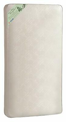 Toddler Crib Mattress -150 Extra Firm Coils, Hypoallergenic, Waterproof Cover