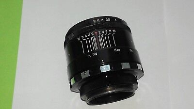beautiful! black gloss ! MC HELIOS 44-2  2x58 mm lens for Zenit M42 EX+++++