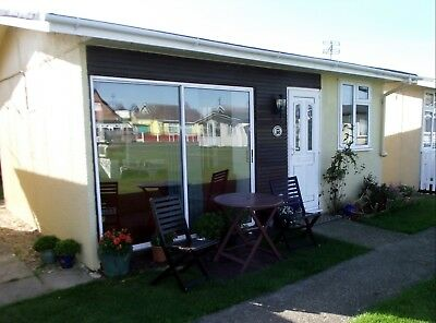 Holiday Chalet to Let - Mablethorpe - Week 42 Sat 12/10/2019 to Sat 19/10/2019