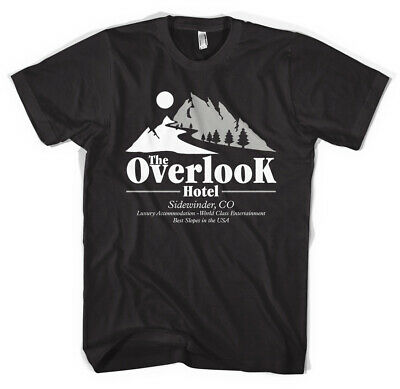 NEW The Overlook Hotel The Shining Kubrick King Unisex T-Shirt All Sizes Colours