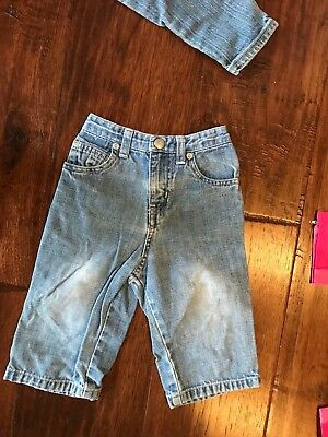 Baby Gap Denim Jeans in Girls Size 18-24 Months