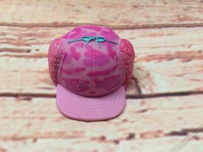 RETIRED LOL Sister Bigger Surprise Doll Secret Agent BB Pink Camo Glitter Hat