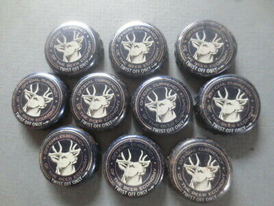 """10 Q & A  TOOHEYS """" Official Currency """" collectable BOTTLE TOPS"""
